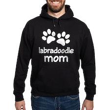 Cute Labradoodle Mom Hoodie