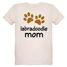 Cute Labradoodle Mom T-Shirt