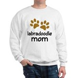 Cute Labradoodle Mom Jumper