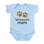 Cute Labradoodle Mom Infant Bodysuit