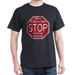 Stop Anti-Gay Bullying Dark T-Shirt