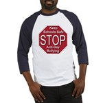 Stop Anti-Gay Bullying Baseball Jersey