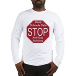 Stop Anti-Gay Bullying Long Sleeve T-Shirt