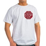 Stop Anti-Gay Bullying Light T-Shirt