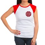 Stop Anti-Gay Bullying Women's Cap Sleeve T-Shirt