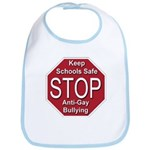 Stop Anti-Gay Bullying Bib