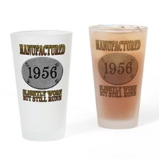 Manufactured 1956 Pint Glass