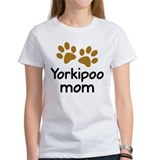 Cute Yorkipoo Mom Tee