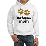Cute Yorkipoo Mom Jumper Hoody
