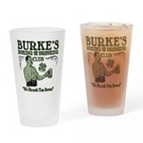 Burke's Club Pint Glass