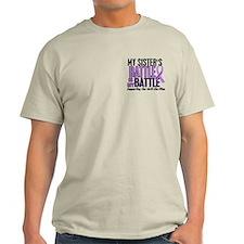 My Battle Too Hodgkin's Lymphoma T-Shirt