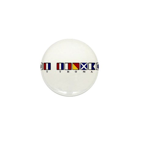 St. Thomas Mini Button (100 pack)