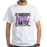 My Battle Too Hodgkin's Lymphoma Shirt