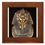 King Tut Framed Tile