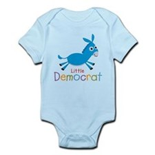 Little Democrat Infant Bodysuit