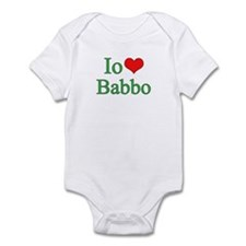 I Love Dad - 2 - (Italian) Infant Bodysuit