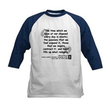 Proust Time Quote Tee