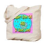 Support Stem Cell R&D It Save Tote Bag