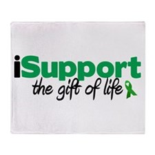 iSupport Life Throw Blanket