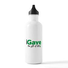 iGave Life Water Bottle