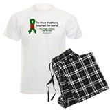 Organ Donor Heroes pajamas