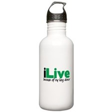 iLive Lung Water Bottle