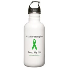 Kidney Transplant Suvivor Sports Water Bottle