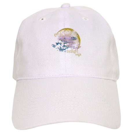 Jacob Quote Eclipse Clouds Cap