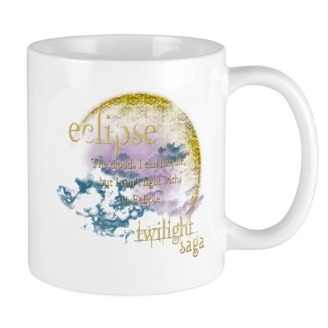 Jacob Quote Eclipse Clouds Mug