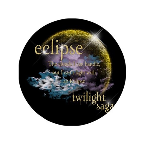 "Jacob Quote Eclipse Clouds 3.5"" Button (100 pack)"