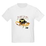 Jacob Quote Eclipse Clouds Kids Light T-Shirt