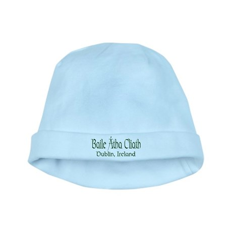 Dublin, Ireland (Gaelic) baby hat