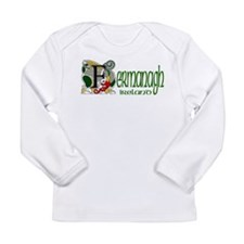 County Fermanagh Long Sleeve Infant T-Shirt
