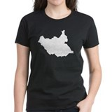 South Sudan Women's t-shirt