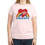 I Love My Mommy Women's Light T-Shirt
