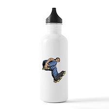 Rollerbladers rollerblade Water Bottle