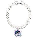 Twilight WolfGirl Charm Bracelet, One Charm