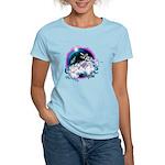 Twilight WolfGirl Women's Light T-Shirt