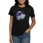 Twilight WolfGirl Women's Dark T-Shirt