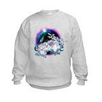 Twilight WolfGirl Kids Sweatshirt
