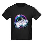 Twilight WolfGirl Kids Dark T-Shirt