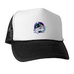 Twilight WolfGirl Trucker Hat