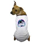 Twilight WolfGirl Dog T-Shirt