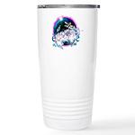 Twilight WolfGirl Stainless Steel Travel Mug