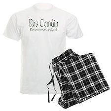Roscommon (Gaelic) pajamas