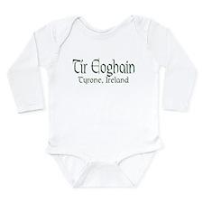 County Tyrone (Gaelic) Onesie Romper Suit
