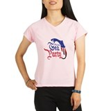 Florida Tea Party Women's Sports T-Shirt