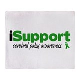 iSupport Cerebral Palsy Throw Blanket