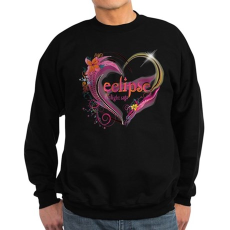 Eclipse Heart Sweatshirt (dark)