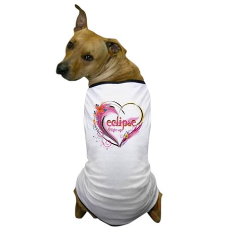Eclipse Heart Dog T-Shirt